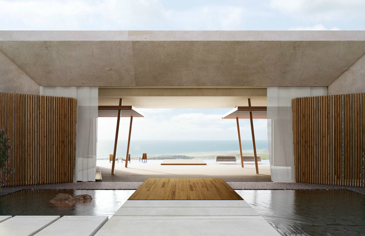 Meet the New Luxury Hotel NOBU RYOKA in the Amazing Malibu Beach