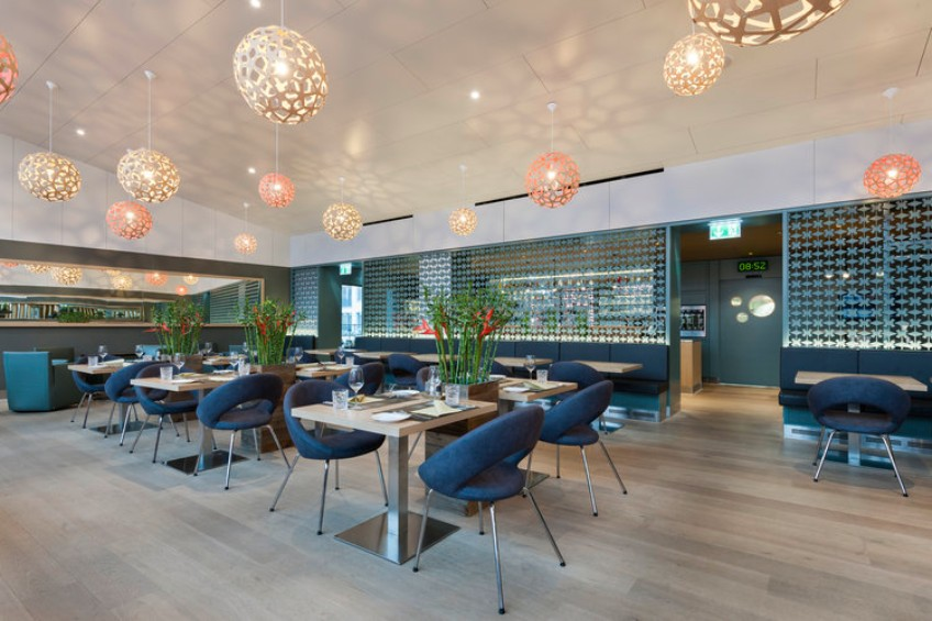 Top 7 Amazing Hospitality Design Projects by Iria Degen Interiors  hospitality design projects Top 7 Amazing Hospitality Design Projects by Iria Degen Interiors RESTAURANT CLINIC HIRSLANDEN ZURICH