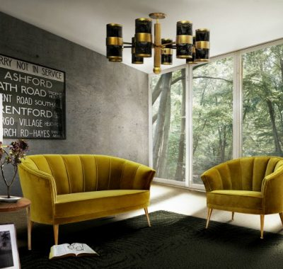 Top 10 Velvet Sofas for the perfect Lobby Design