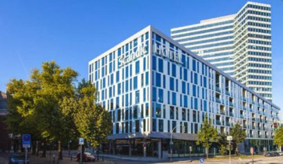 Scandic Frankfurt Museumsufer: The new luxury Hotel Project by Scandic
