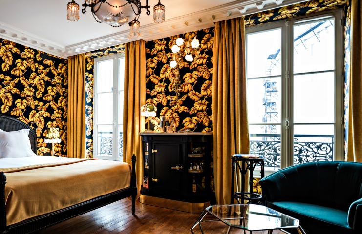 6 Luxury Hotels In Paris For Maison et Objet 2017 maison et objet 2017 6 Luxury Hotels In Paris For Maison et Objet 2017 providence hotel2