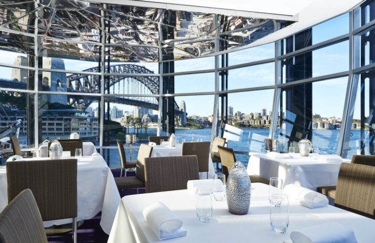 Unforgettable moments : 7 the most luxurious restaurants in Sydney