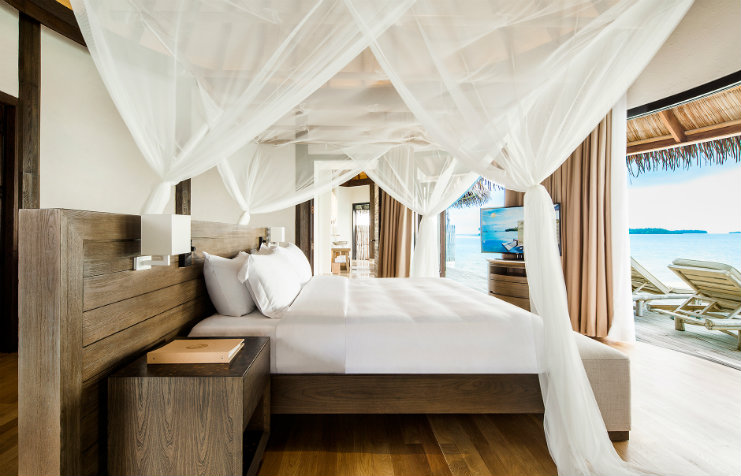 Choose your destination: the 10 best honeymoon hotels in Maldives