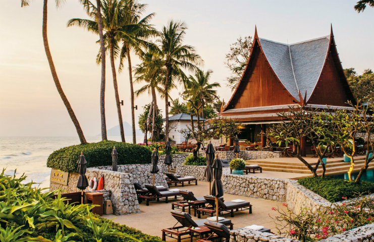 World's leading the top 10 luxurious hotels and resorts