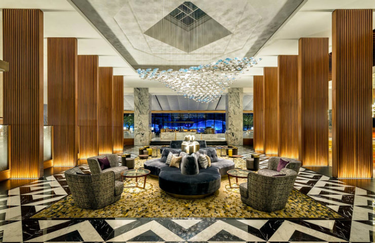 BAMO architecture studio redesigns Hotel Ritz Carlton Chicago