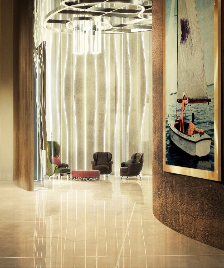 The Luxury Condominium Tower Rising in Downtown Miami