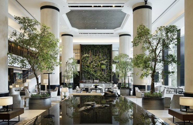 Int. Hotel & Property Awards 2018 – Lobby/Public Area Nominees