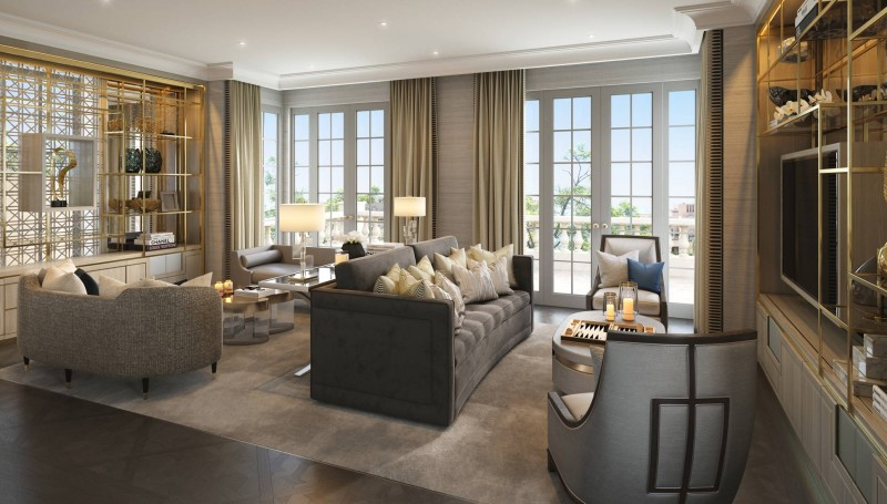 Luxury villa designed by Morpheus London Monaco luxury villa A spectacular Monaco luxury villa to spend a lifetime holidays A spectacular Monaco luxury villa to spend a lifetime holidays 2