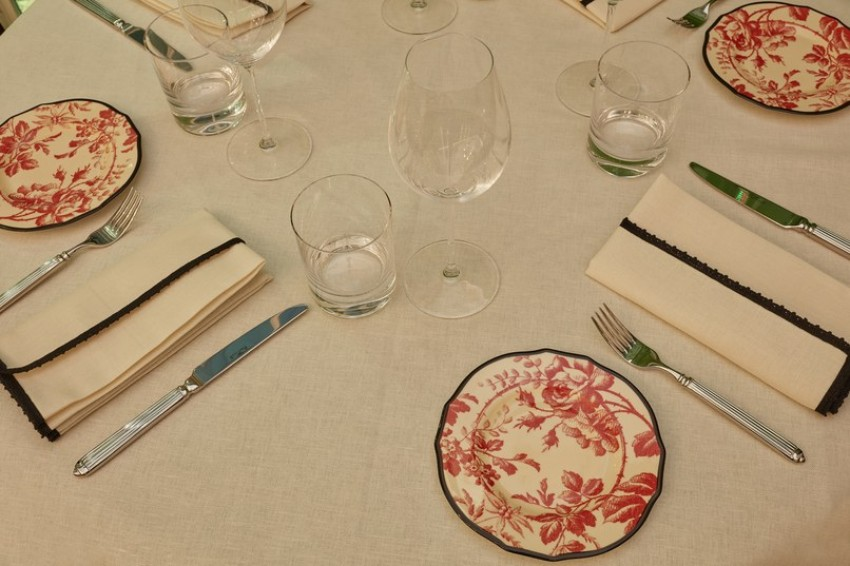Garden dressing with style: Gucci Restaurant in Florence is a Must new Gucci restaurant Garden dressing with style: New Gucci Restaurant in Florence is a Must Garden dressing with style New Gucci Restaurant in Florence is a Must 5