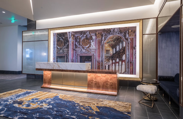 International design awards 2018 – Hotel Alessandra by Rottet Studio