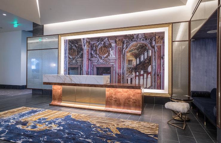International design awards 2018 – Hotel Alessandra by Rottet Studio