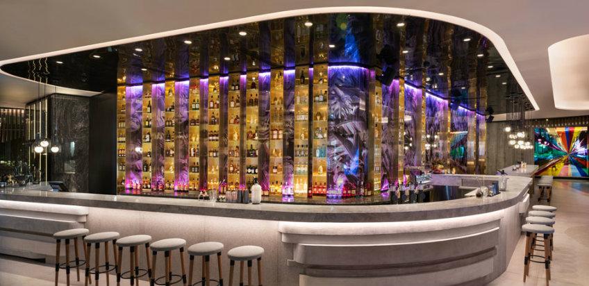 Luxury hotels of the world W hotel Brisbane - Lobby bar design area (2) Luxury hotels of the world Luxury hotels of the world - NY's most loved hotel arrived to Brisbane Luxury hotels of the world W hotel Brisbane Lobby bar design area 2