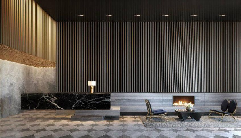 Luxury New York Hotel lobbies new york skyscraper Sneak peek into David Adjaye's first New York skyscraper Sneak peek into David Adjayes first New York skyscraper 3