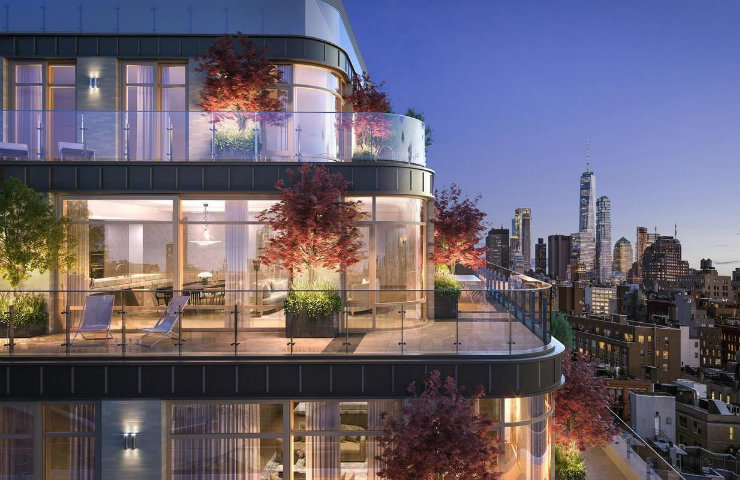 Upcoming 2019 Luxury Condos – Ryan Korban boasts Manhattan skyline