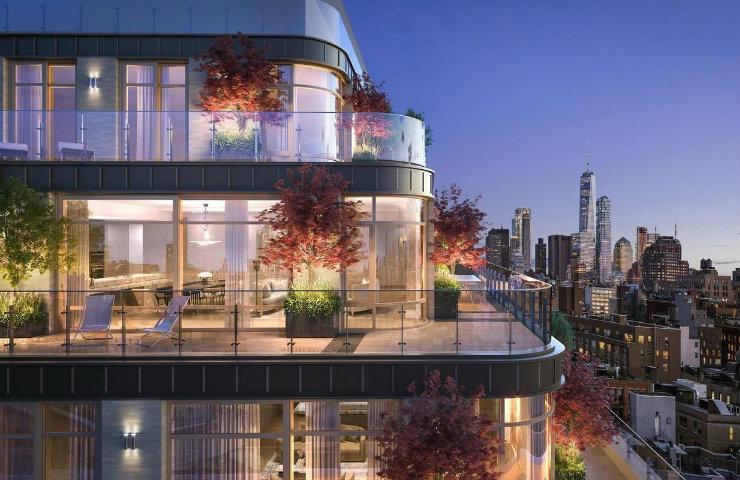 Upcoming 2019 Luxury Condos – Ryan Korban boasts Manhattan skyline