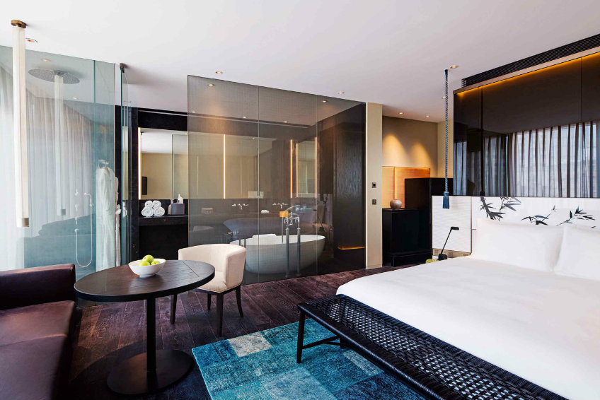 Luxury hotel design ideas by Piero Lissoni new piero lissoni hotel New Piero Lissoni hotel design- the much anticipated The Middle House The Middle House hotel