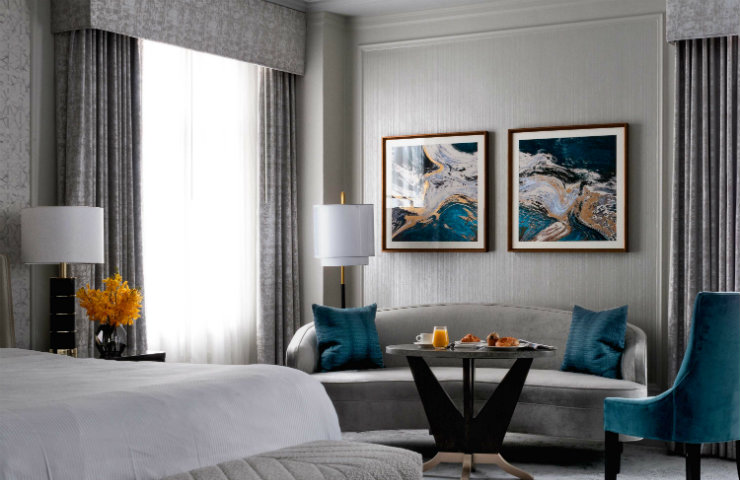 The greatness of Forrest Perkins ideas – Westin St Francis hotel
