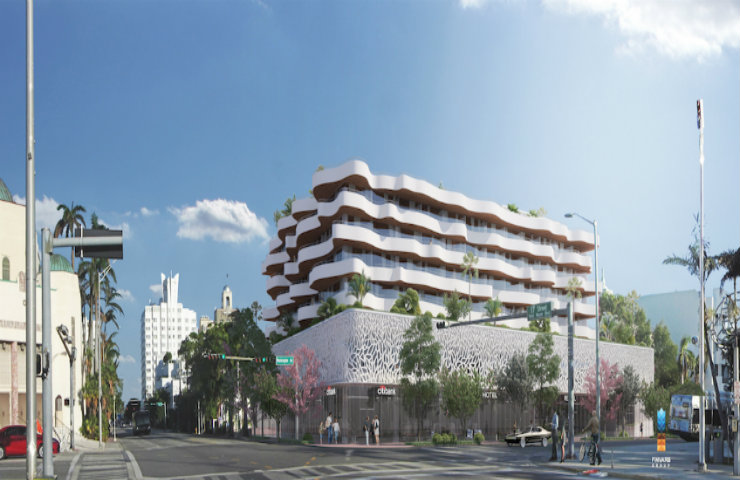 Miami boutique hotels 10 new Miami boutique hotels we cannot wait to open 2018 04 27 RENDERING 1 finvarb 1
