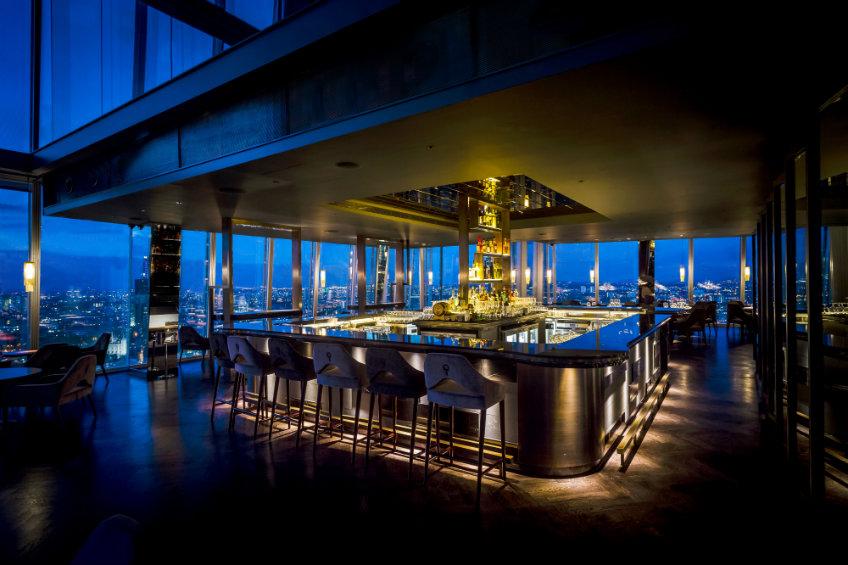 Luxury hotel bar ideas at Shangri La London hangri La London luxury hotel Hotel News - Shangri La London luxury hotel awarded with 5 red stars Hotel News Shangri La London luxury hotel awarded with 5 red stars 1
