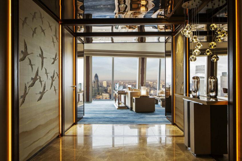 Luxury hotel interiror design ideas hangri La London luxury hotel Hotel News – Shangri La London luxury hotel awarded with 5 red stars Hotel News Shangri La London luxury hotel awarded with 5 red stars 2
