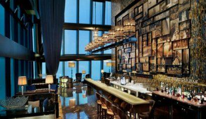 hotel lobby designs World's Best Hotel Lobby Designs The St Regis Shenzhen China 10 1 409x237