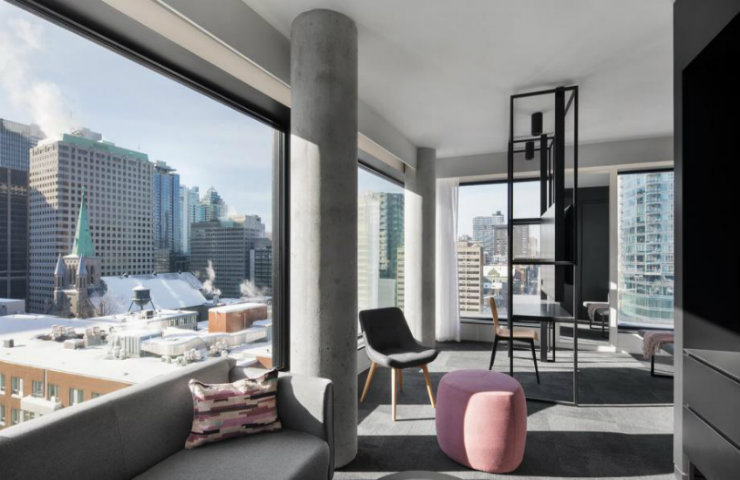 Best Urban Hotel 2018 –  The North America Shortlist