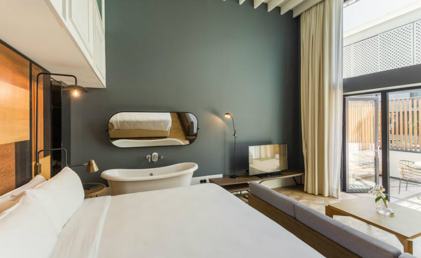 Best Urban Hotel 2018 - The Middle East Shortlist Best Urban Hotel 2018 Best Urban Hotel 2018 –  The Middle East Shortlist room mate emir 4
