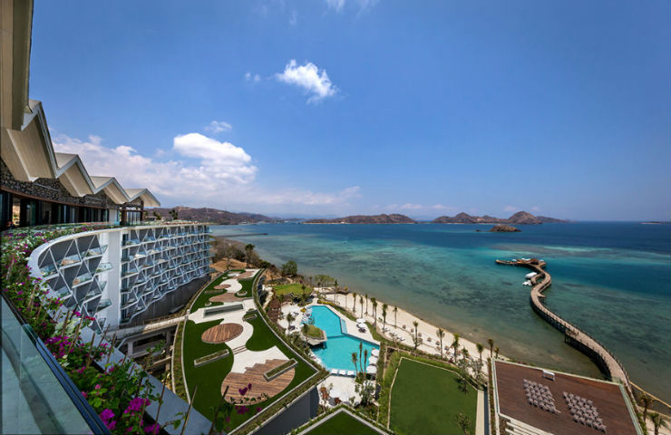 New Luxury First Five-Star Resort – Ayana Komodo by Wimberly Interiors