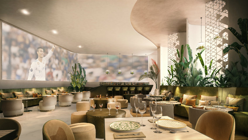 The New Pestana CR7 Lifestyle Hotel by Eclettico Design pestana cr7 lifestyle hotel The New Pestana CR7 Lifestyle Hotel by Eclettico Design Pestana2