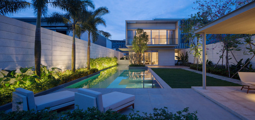 Eric Tsay - Jing Villa A1, Edition Hotel eric tsay Eric Tsay: Innovating Design with Studio Stay Eric Tsay Jing Villa A1 Edition Hotel