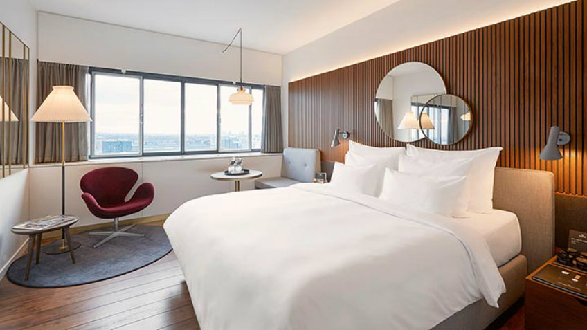 Radisson Hotel Group - Radison Collection Royal Copenhagen Room radisson hotel group Radisson Hotel Group: Scandinavian Flair to the World Radisson Hotel Group Radison Collection Royal Copenhagen Room