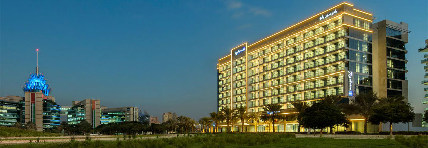 Radisson Hotel Group - Radisson Blu Hotel Apartments Dubai Silicon Oasis radisson hotel group Radisson Hotel Group: Scandinavian Flair to the World Radisson Hotel Group Radisson Blu Hotel Apartments Dubai Silicon Oasis