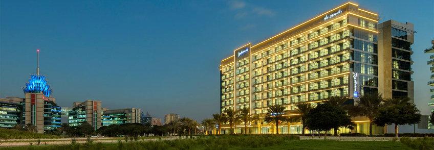 Radisson Hotel Group - Radisson Blu Hotel Apartments Dubai Silicon Oasis radisson hotel group Radisson Hotel Group: Scandinavian Flair to the World Radisson Hotel Group Radisson Blu Hotel Apartments Dubai Silicon Oasis