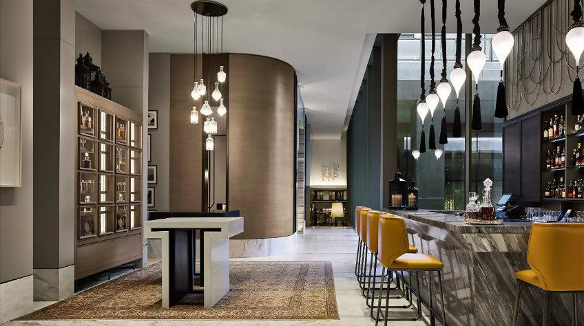 Wilson Associates - Fairmont Quasar Hotel wilson associates Wilson Associates: Hospitality Design Finest Company Wilson Associates Fairmont Quasar Hotel