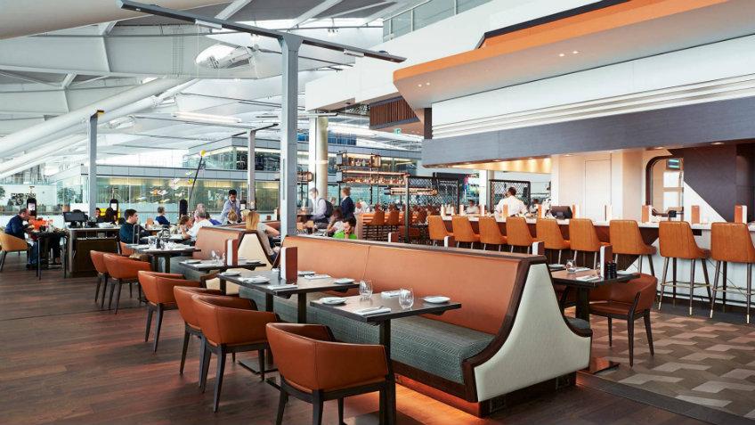 Wilson Associates - Gordon Ramsay Restaurant wilson associates Wilson Associates: Hospitality Design Finest Company Wilson Associates Gordon Ramsay Restaurant