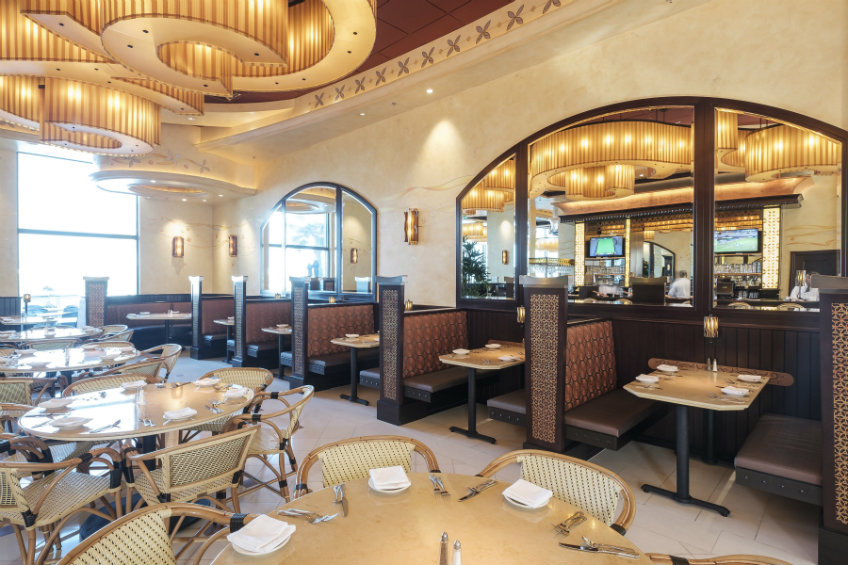 Havelock One Interiors WLL - The Cheesecake Factory havelock one interiors wll Havelock One Interiors WLL: Effortless Design Havelock One The Cheesecake Factory