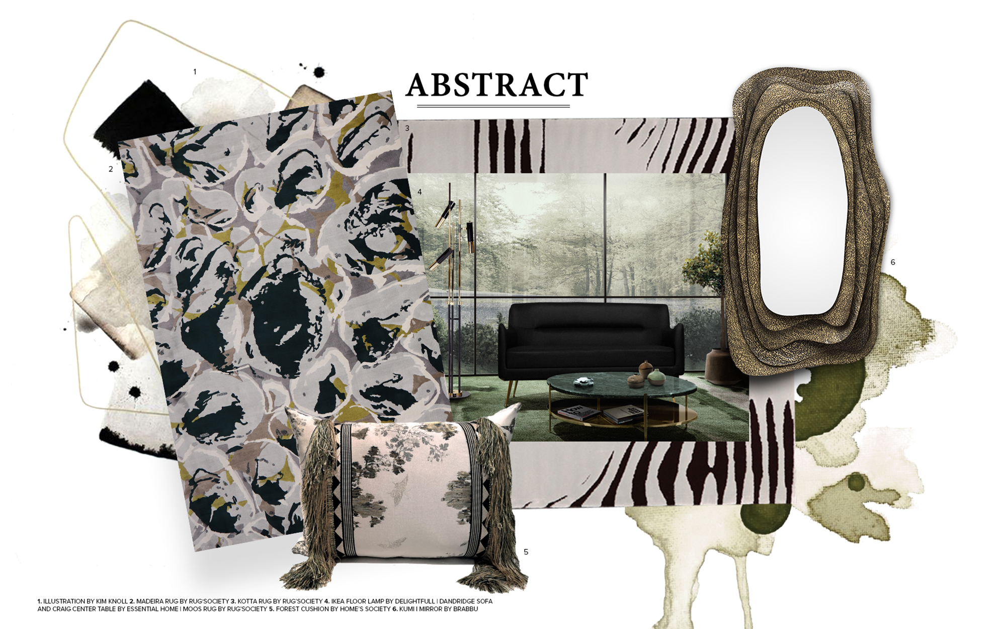 2020 Trends - Abstract Design for Your Hotel