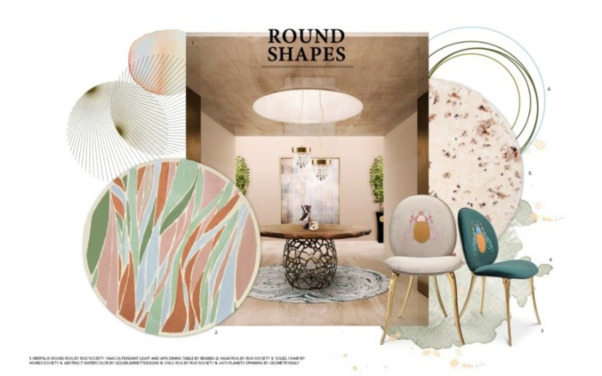 2020 TRENDS – ROUND SHAPES  2020 trends 2020 Trends – Round Shapes 2020 TRENDS     ROUND SHAPES 1