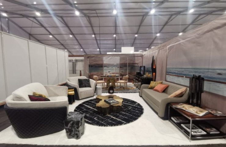 Fort Lauderdale International Boat Show 2019 – Covet House Stand