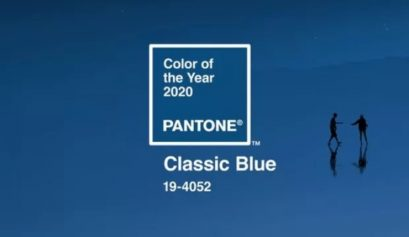 Pantone's Colour of the Year - Classic Blue pantone Pantone's Classic Blue – The Colour of the Year Pantones Colour of the Year Classic Blue 2 1 409x237