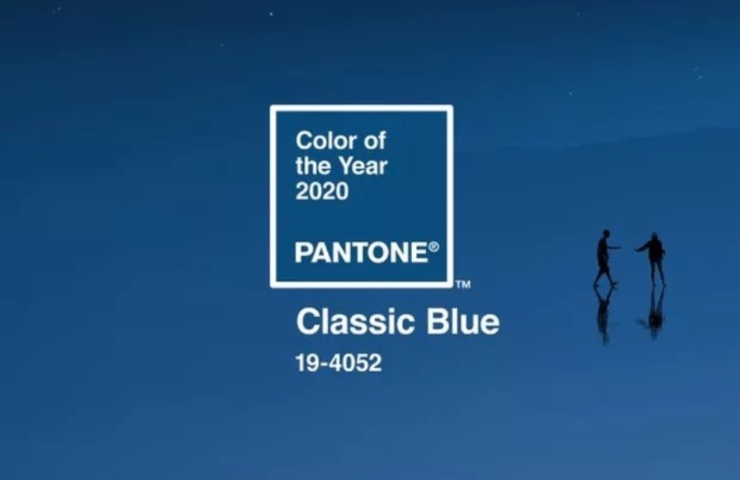 Pantone's Colour of the Year - Classic Blue pantone Pantone's Classic Blue – The Colour of the Year Pantones Colour of the Year Classic Blue 2 1