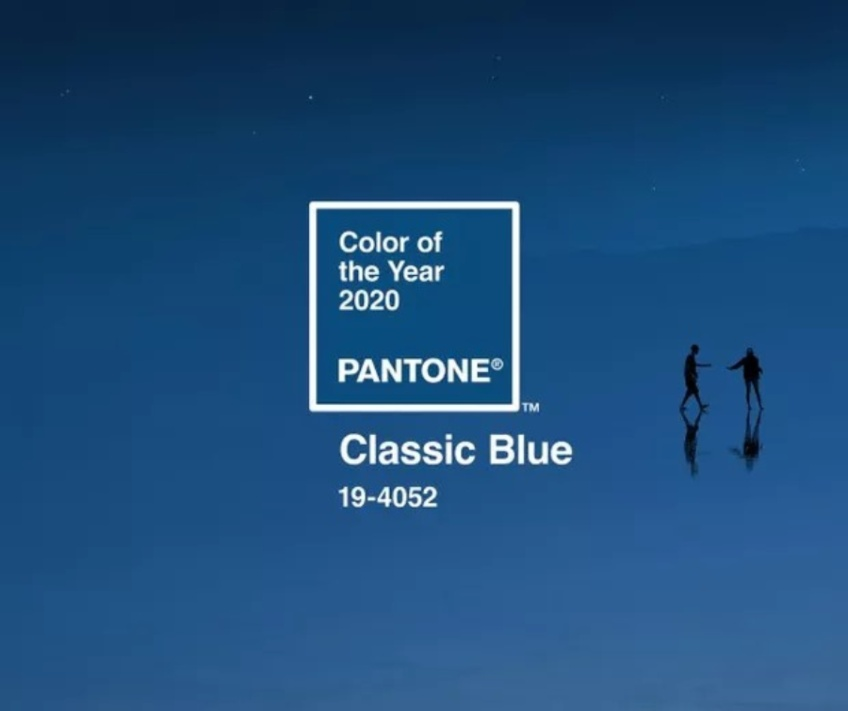 Pantone's Classic Blue - The Colour of the Year pantone Pantone's Classic Blue – The Colour of the Year Pantones Colour of the Year Classic Blue 2