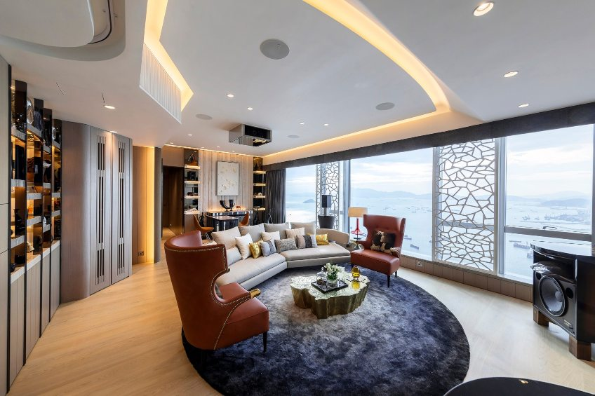 Cameron Interiors and their Amazing Project – The Cullinan