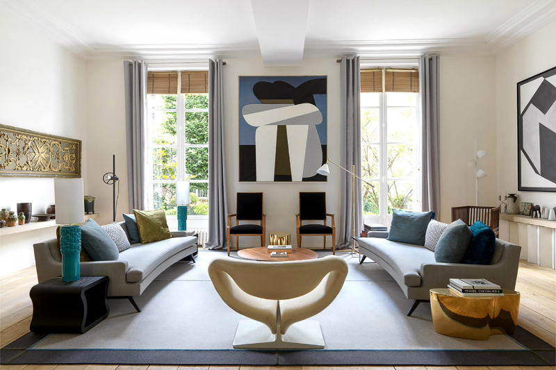 Paris Top 20 Interior Designers paris top 20 interior designers Paris Top 20 Interior Designers TOP Interior Designer Didier Gomez 2