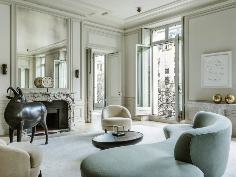 Paris Top 20 Interior Designers paris top 20 interior designers Paris Top 20 Interior Designers Top Interior Designer Josef Dirand
