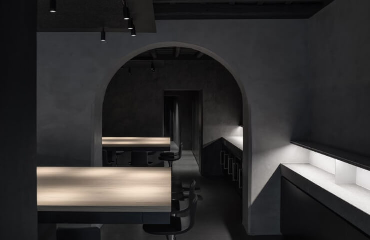 Modern Interior Design Contract Projects by MORQ